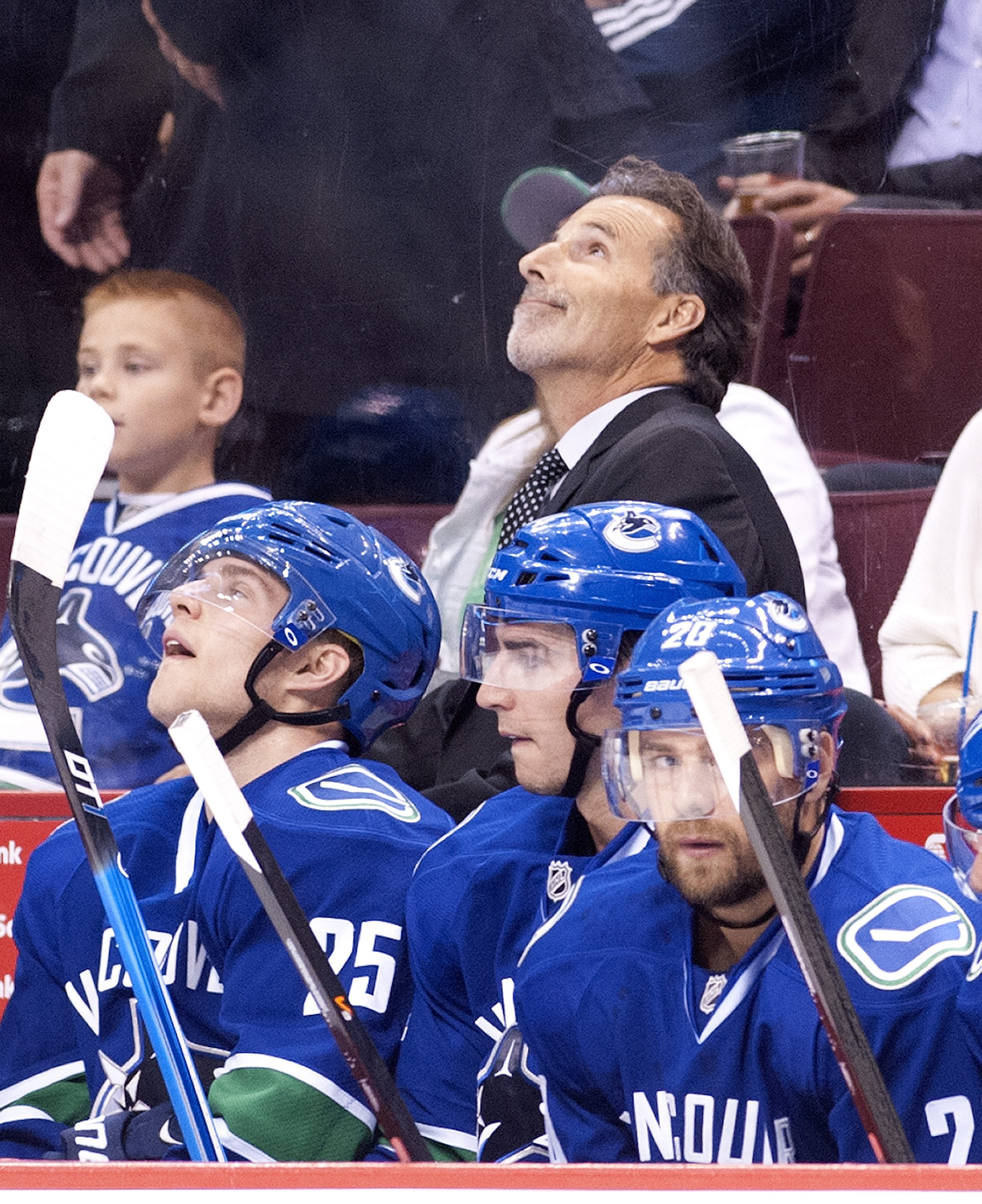Show us what you got, Torts...