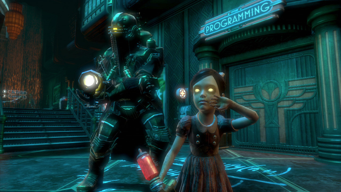 BioShock 2 and Minerva's Den expansion released on Steam