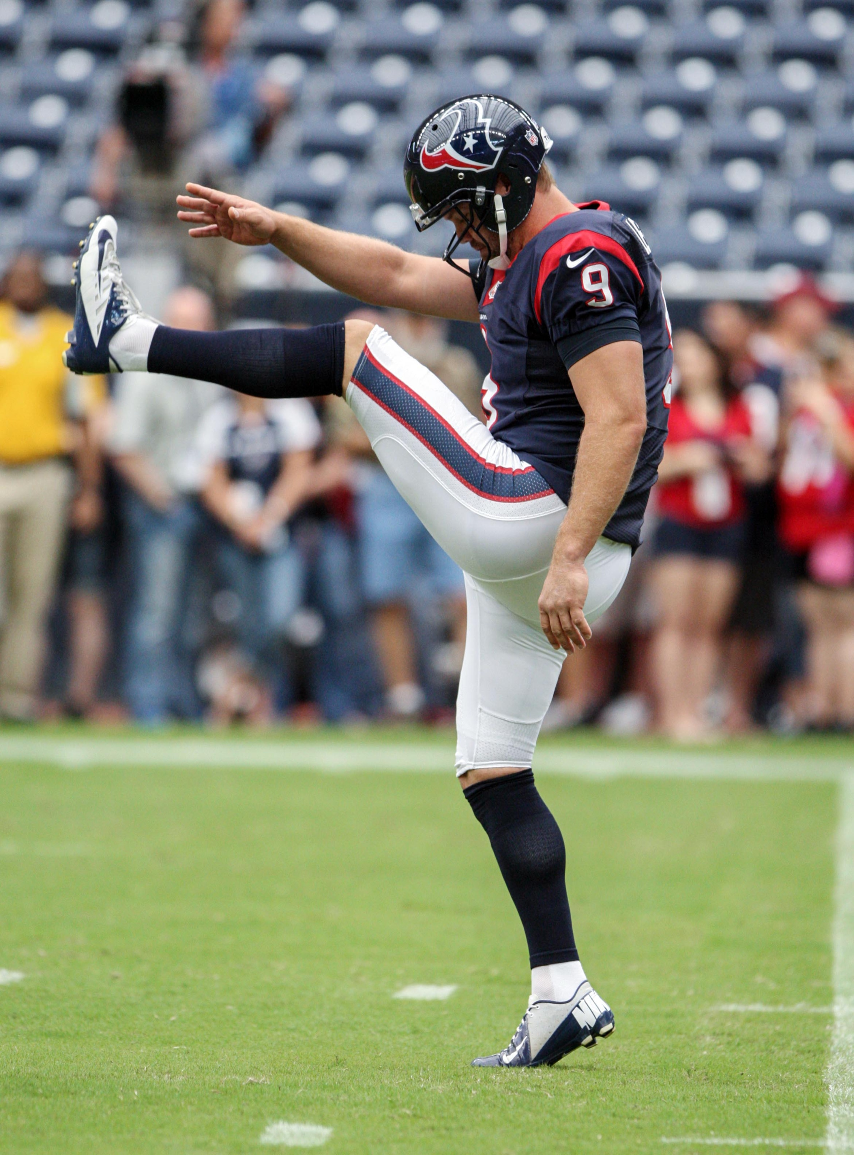 Shane Lechler is the most underrated free agent signing in franchise history.