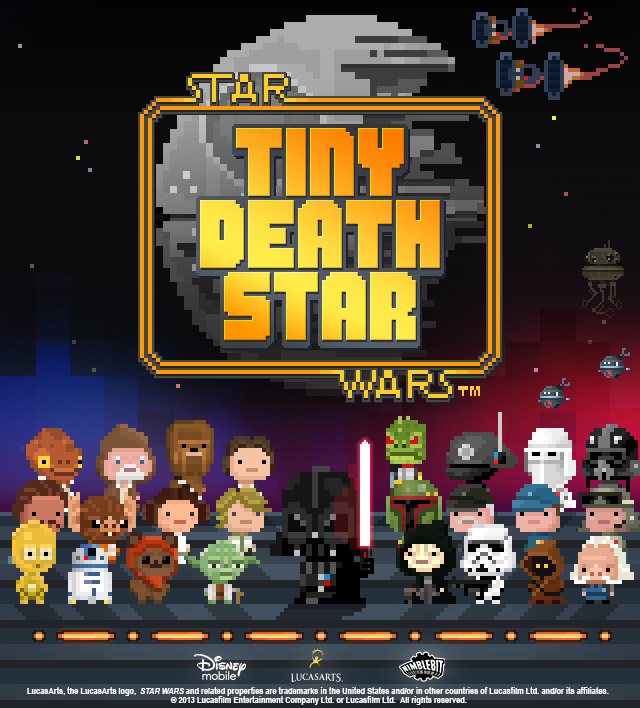 Build your own Death Star in Star Wars: Tiny Death Star
