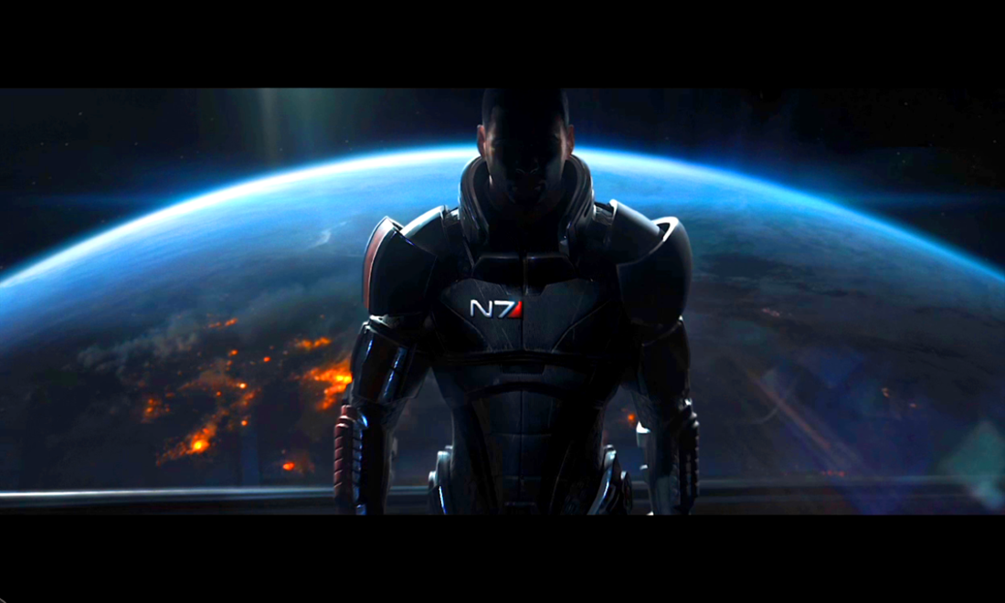 Why writing a Mass Effect screenplay is so difficult