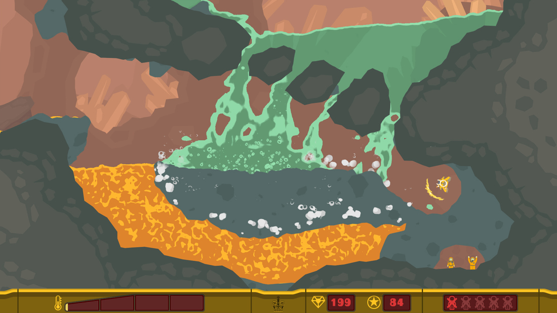 PixelJunk Shooter coming to PC, Mac and Linux Nov. 11