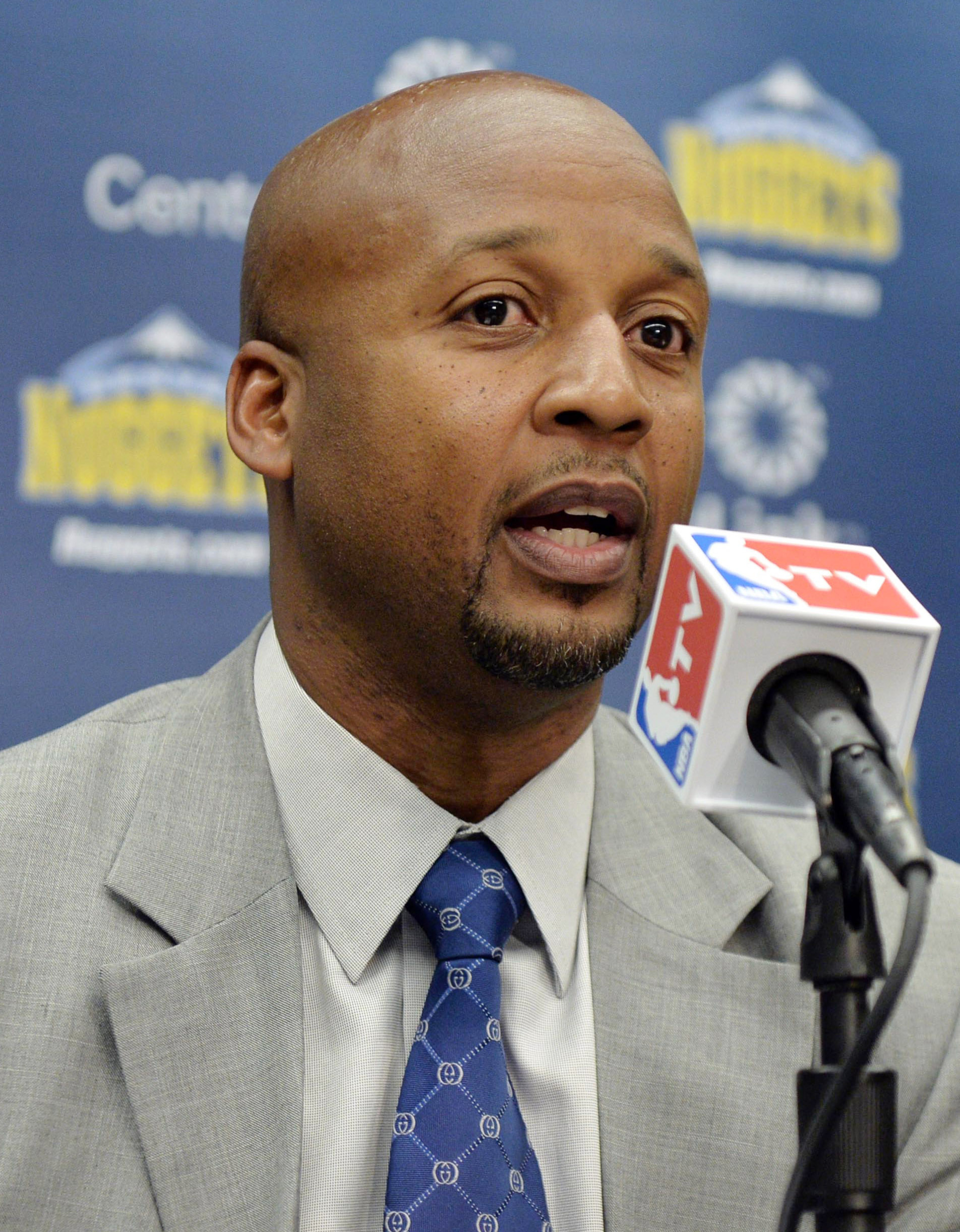 New Nuggets coach Brian Shaw inherits a talented roster.