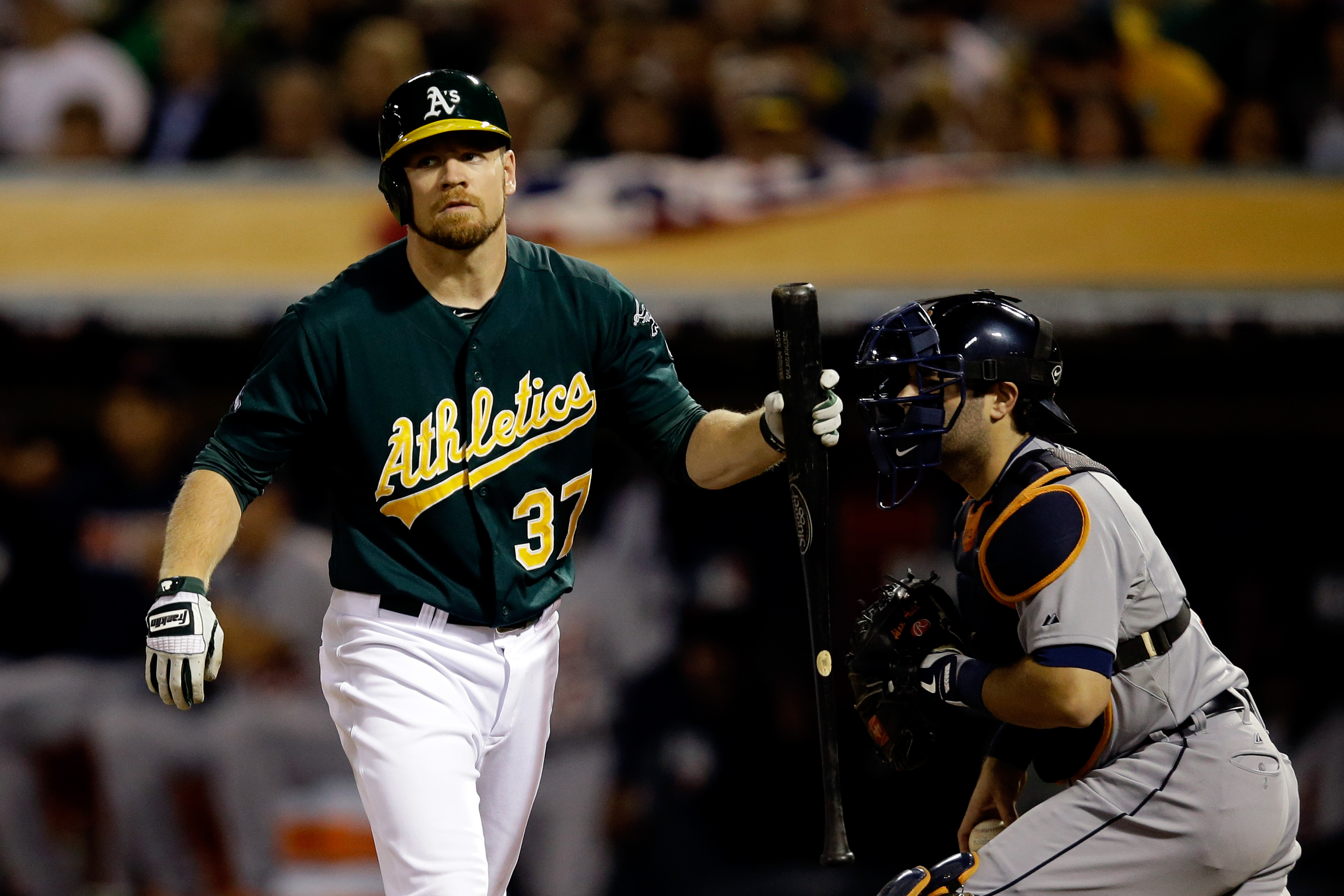 Brandon Moss has submitted a petition calling for strikeouts to require four strikes rather than three.