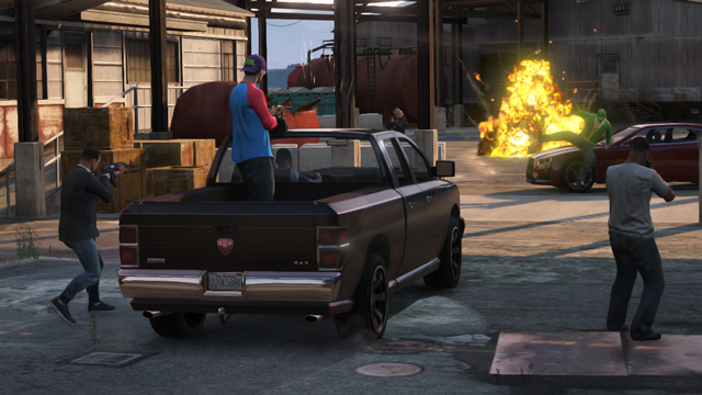 GTA Online patch hits Xbox 360, Rockstar investigating lost progress, characters, items