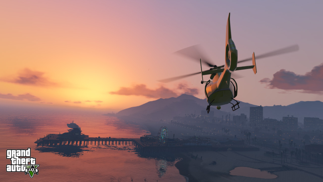 The science of time in Grand Theft Auto 5