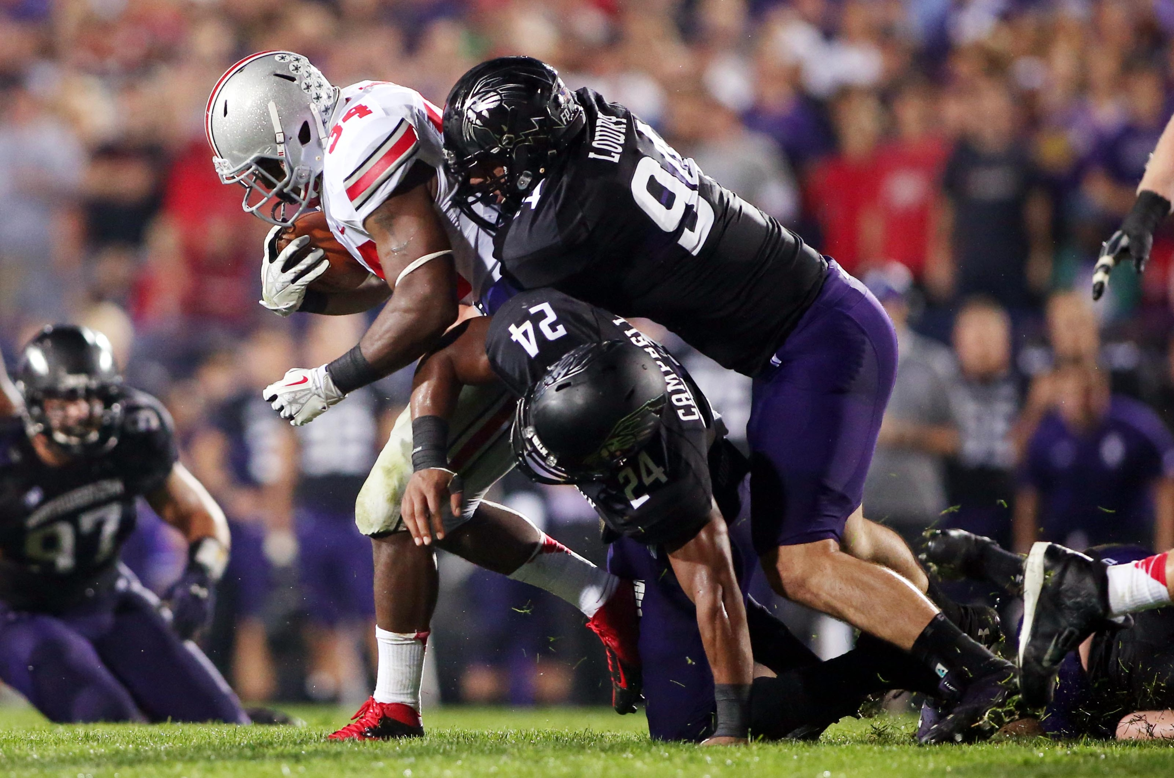 Ohio State vs. Northwestern final score: Buckeyes win, 40-30, after back-and-forth 4th quarter