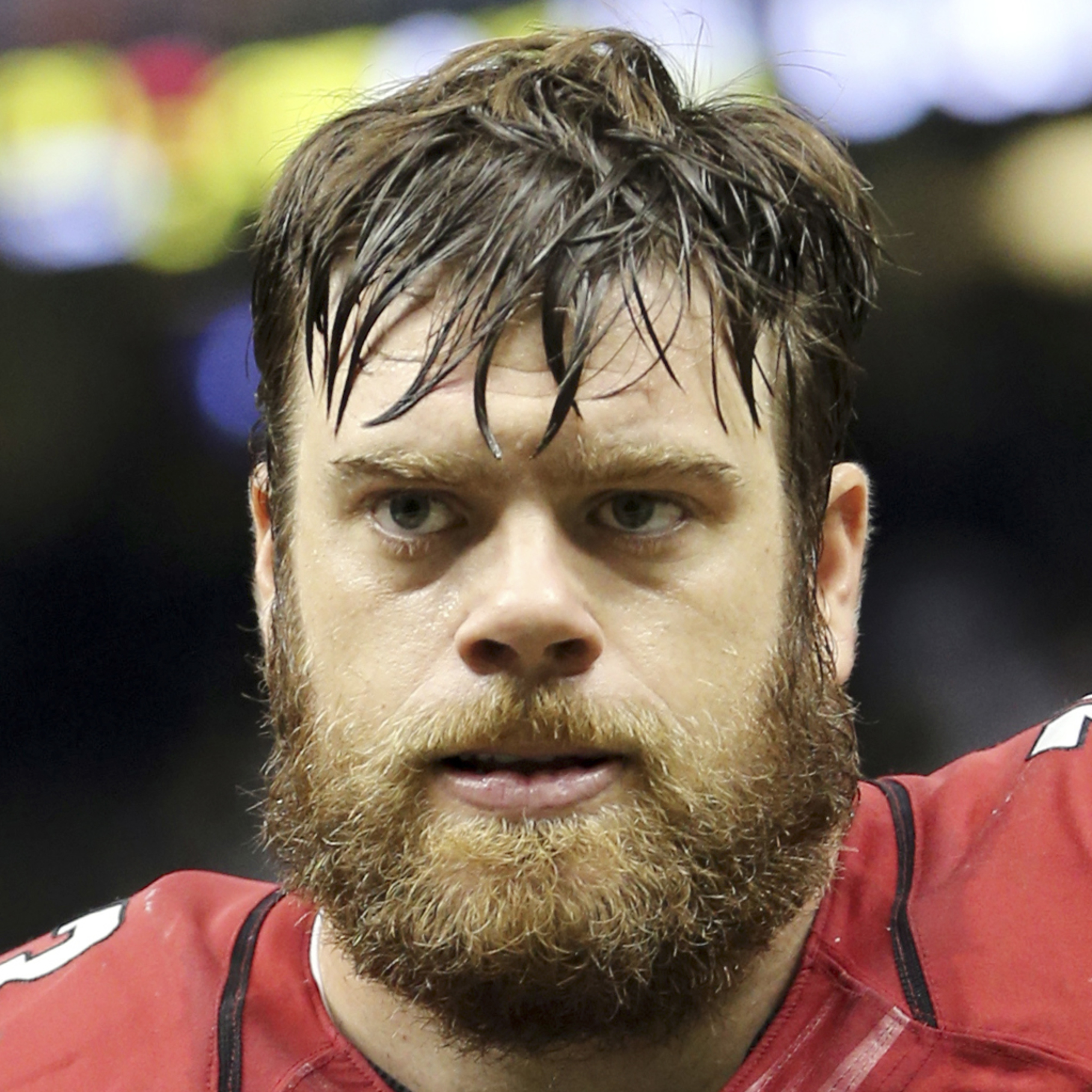 Are you missing this guy at right tackle these days?