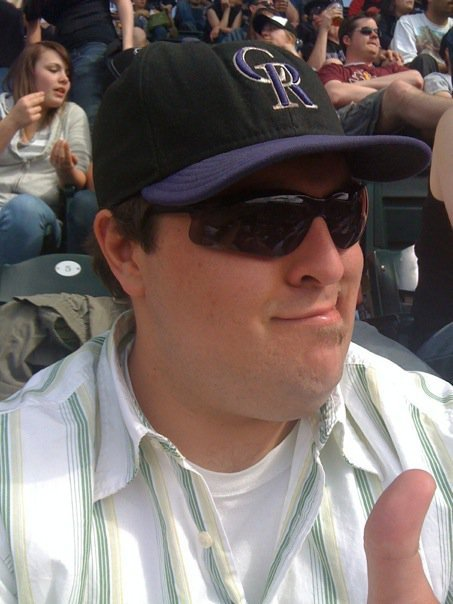 Upper deck, down the RF Line. Flattering, I know.