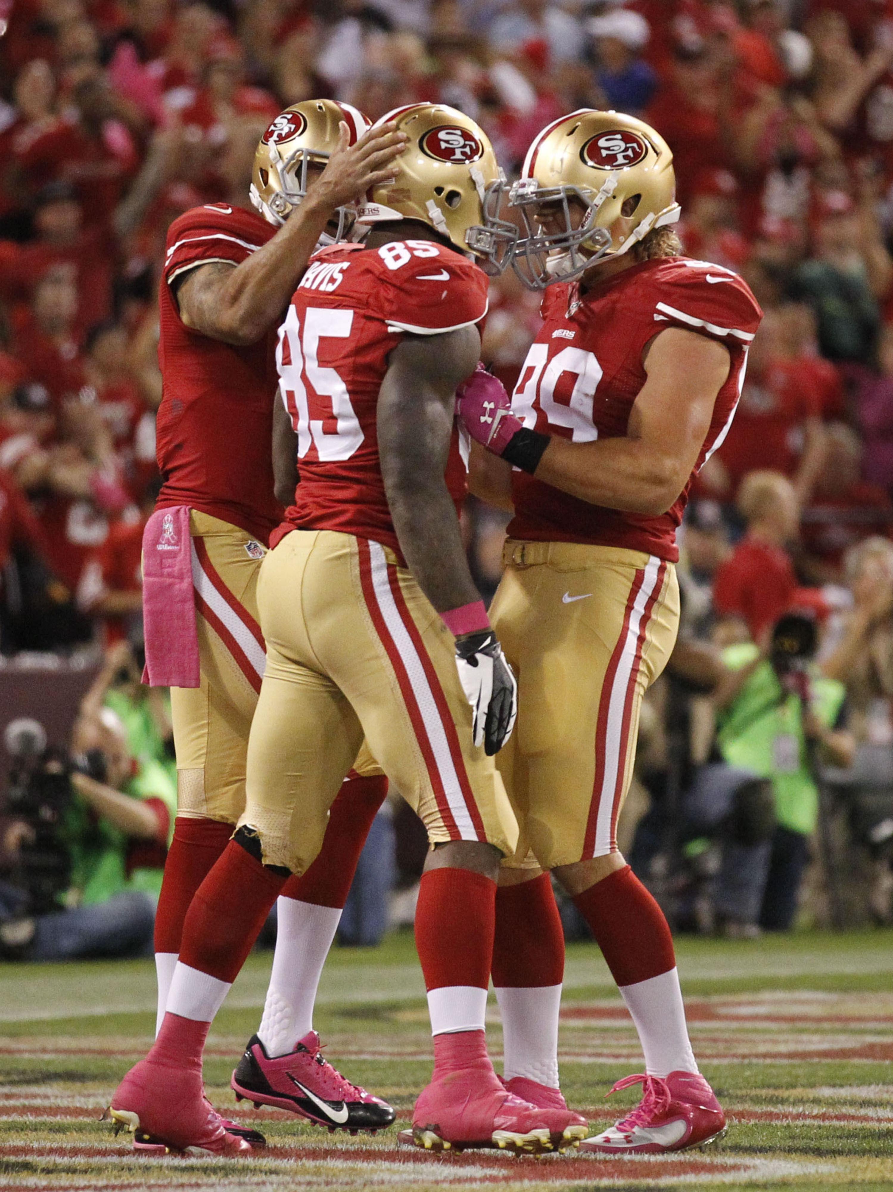 Texans vs. 49ers 2013: Tramaine Brock breaks out for San Fran