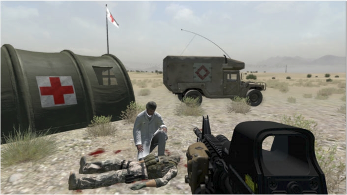 Why the Red Cross cares how video games treat war crimes