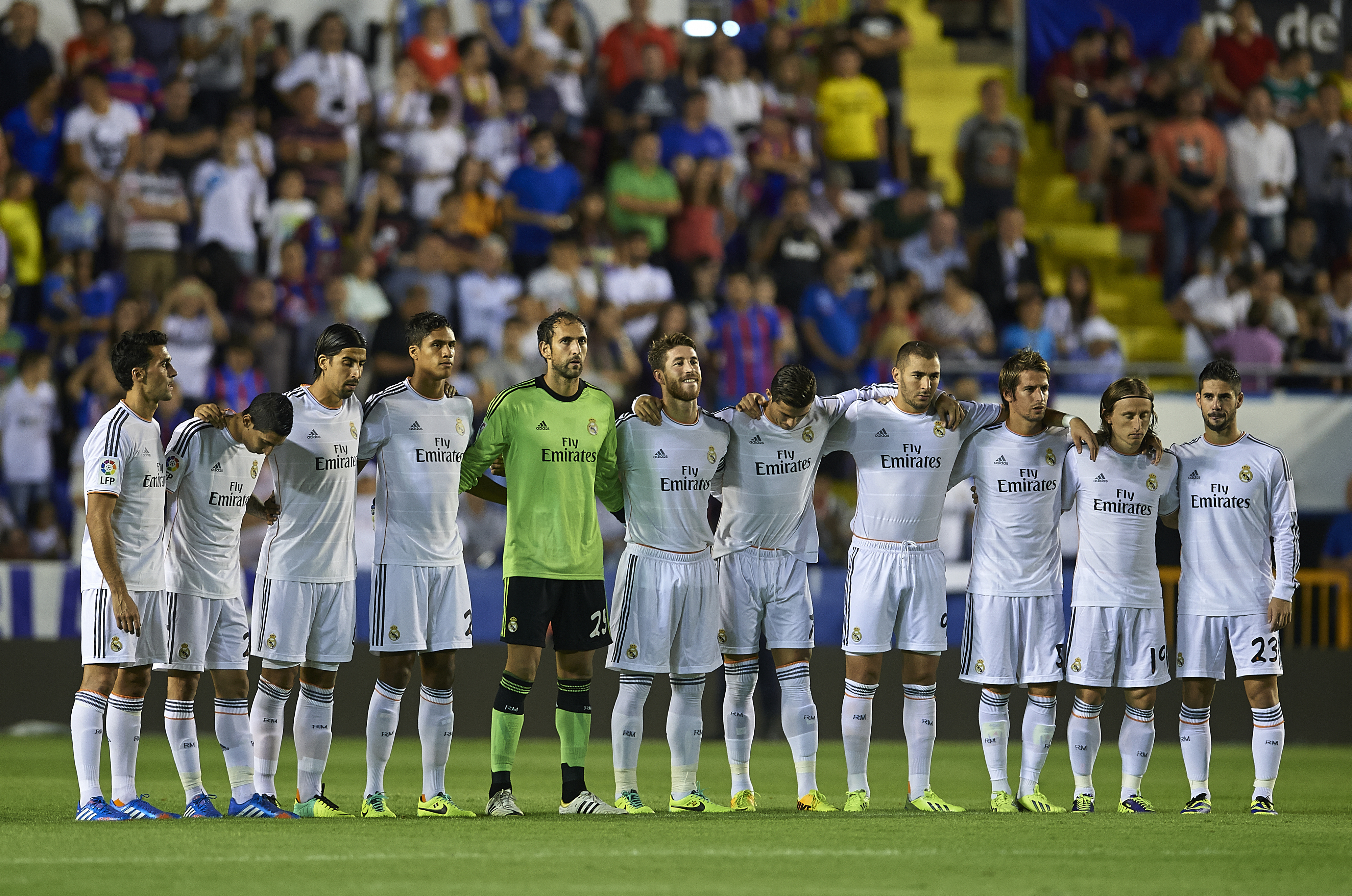 Will the vultures be patient enough to let Carlo Ancelotti fix Real Madrid?