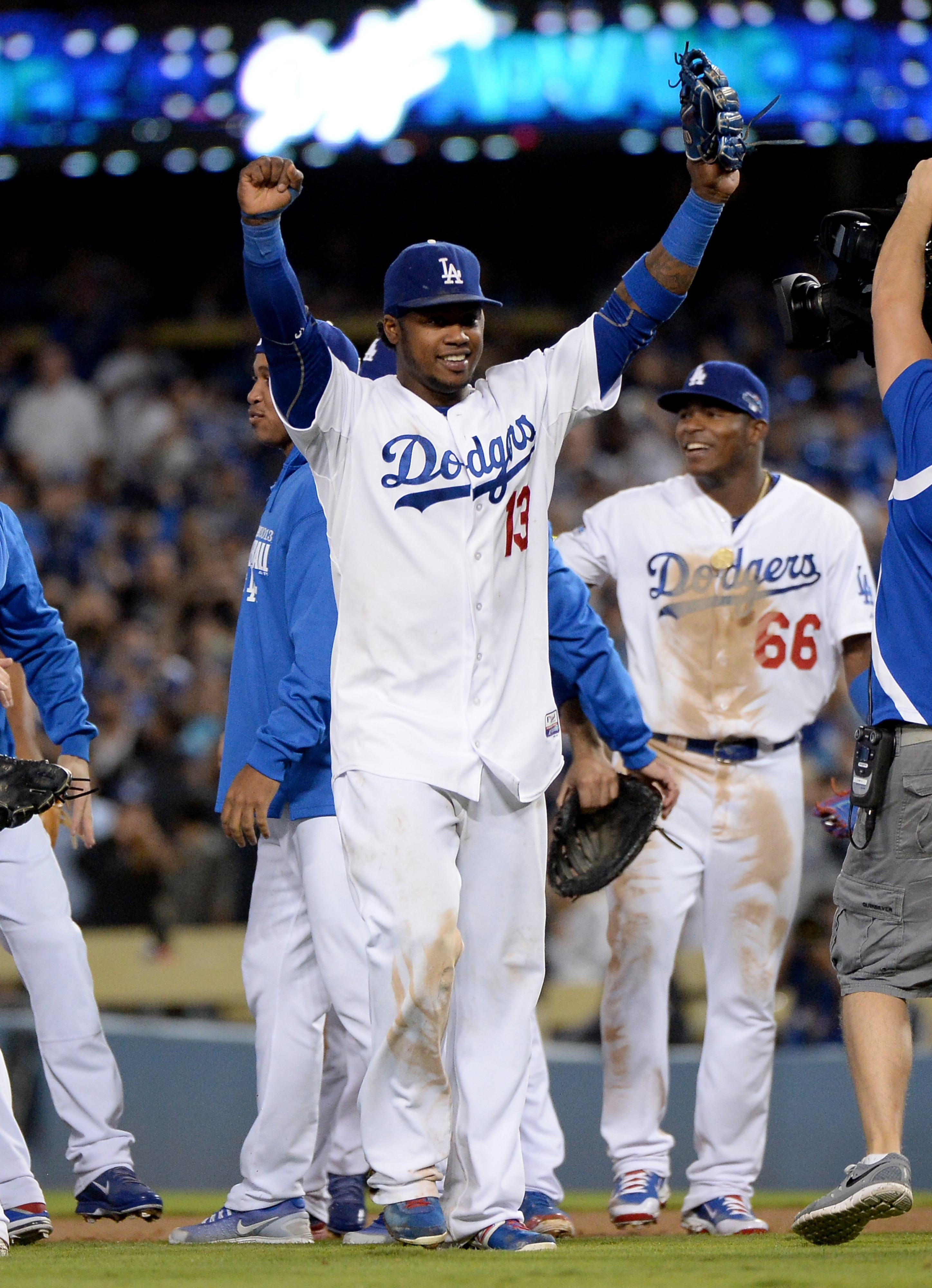 2013 NLDS: Dodgers rally past Braves, advance to NLCS