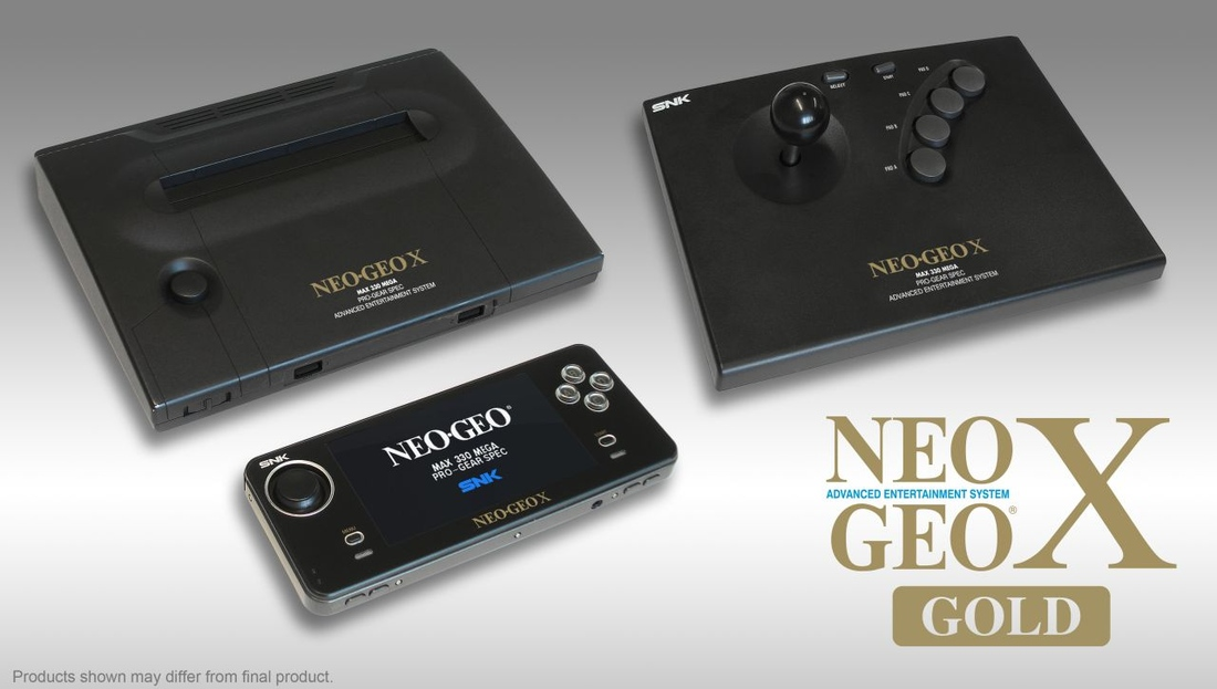 Tommo to continue selling NeoGeo X products