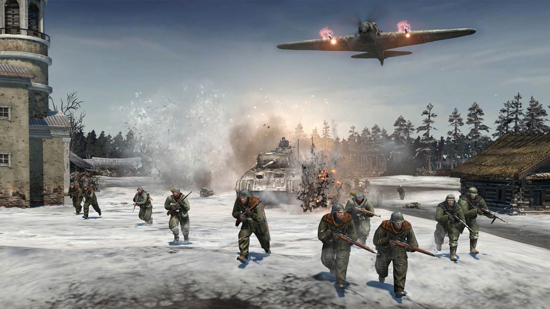 Russian government wants to help produce patriotic games