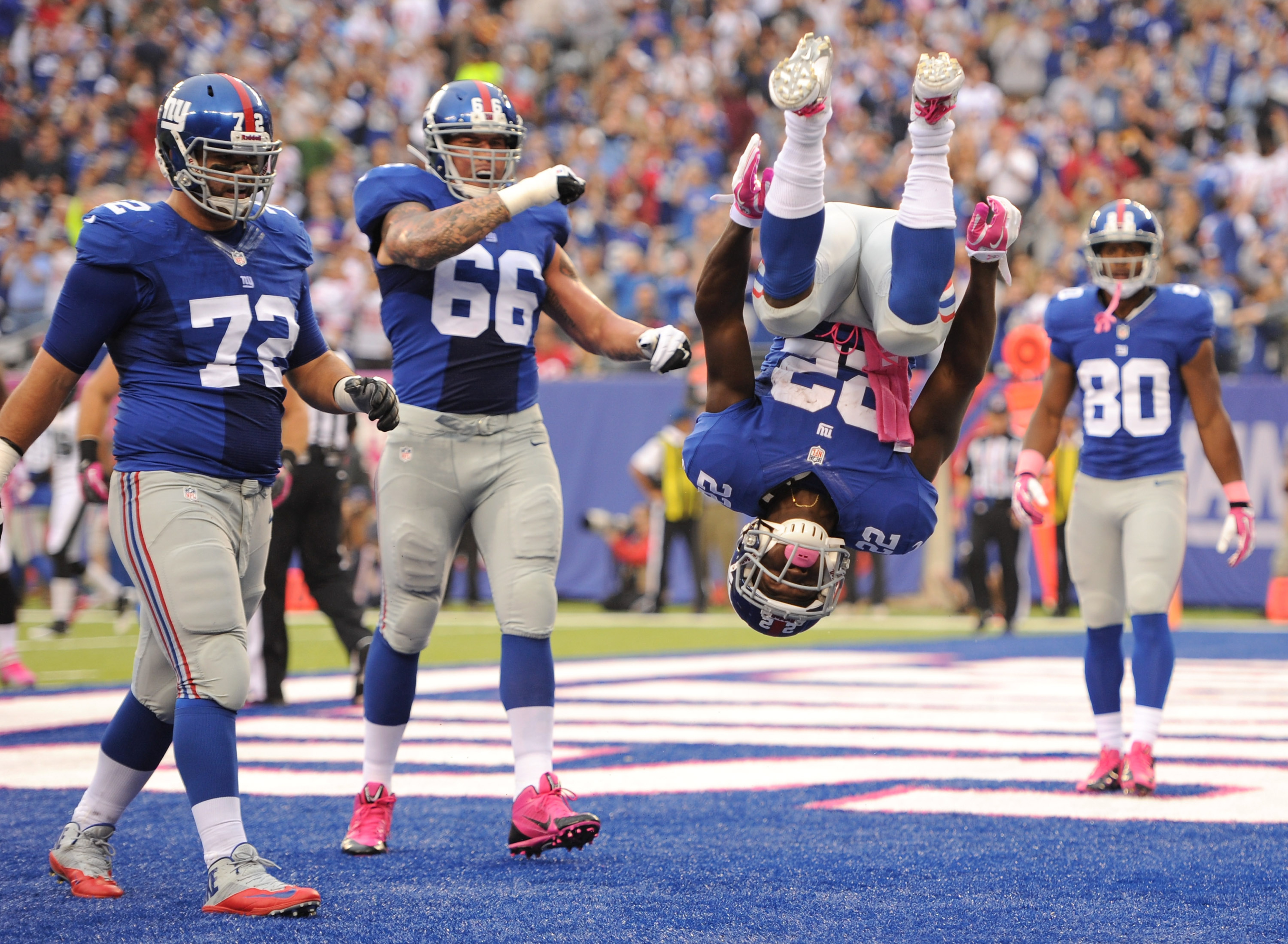 David Wilson injury: Giants RB will not play vs. Bears