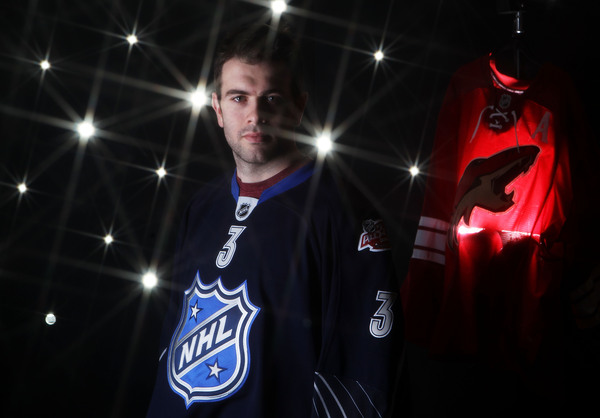 Since I couldn't find a good TV camera picture, have a Yandle glamor shot instead.