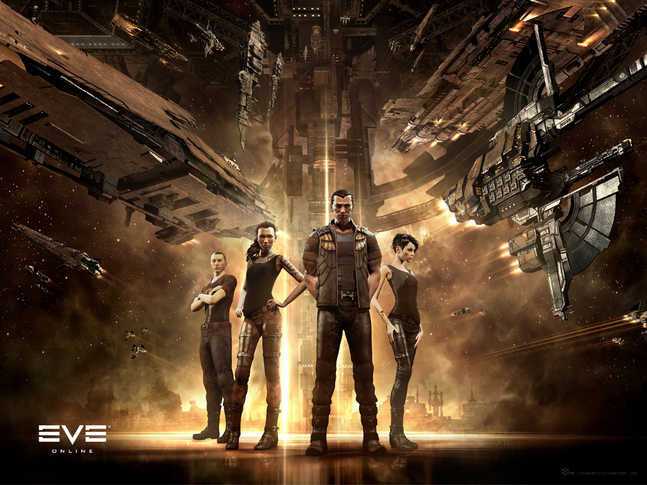 Eve Online introduces training sessions for new players