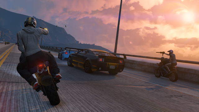 Grand Theft Auto 5 patch deployed to fix 'game progress loss' in GTA Online