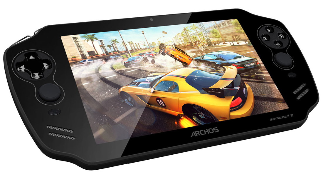Archos GamePad 2 launching in Europe this month