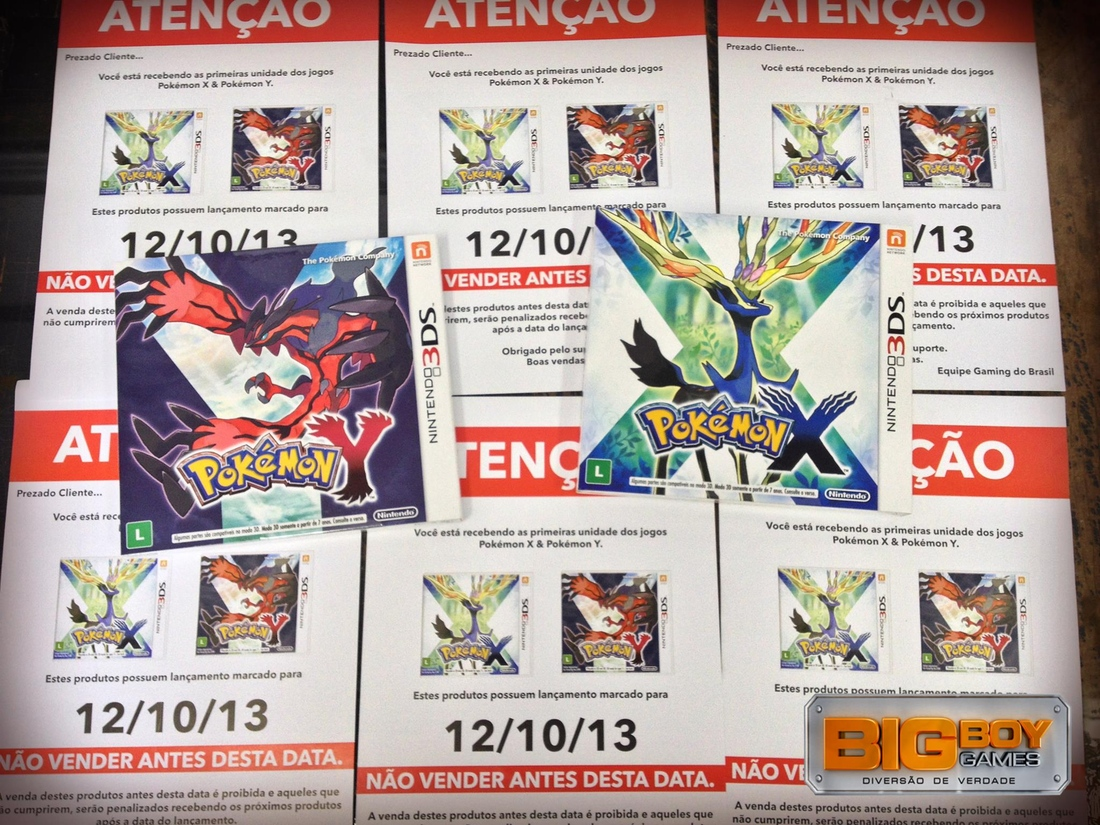 Pokemon X and Y early sellers will be penalized, says Nintendo