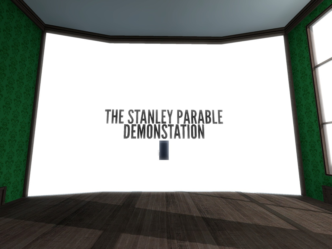 The Stanley Parable's super clever demo hits Steam today