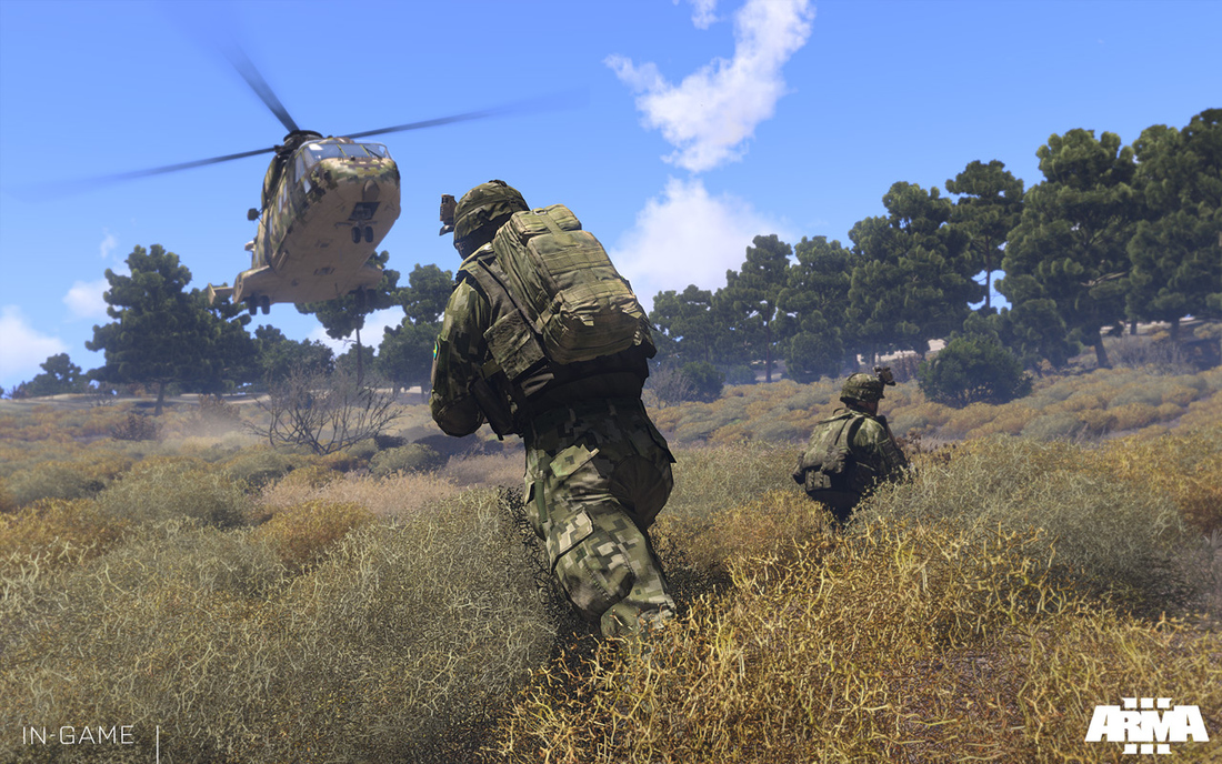 First Arma 3 story DLC arriving Oct. 31