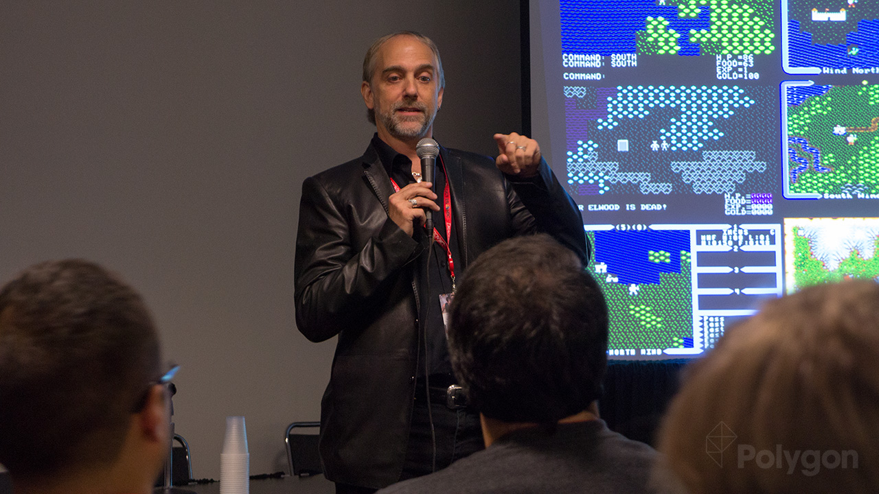 Richard Garriott's suggestions for a healthy game development industry