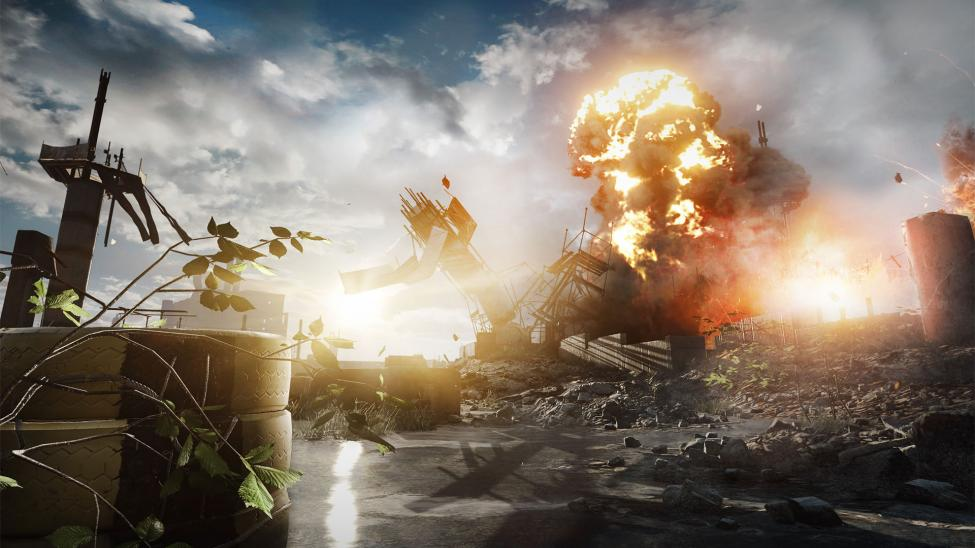 Linux only needs one 'killer' game to explode, says Battlefield director