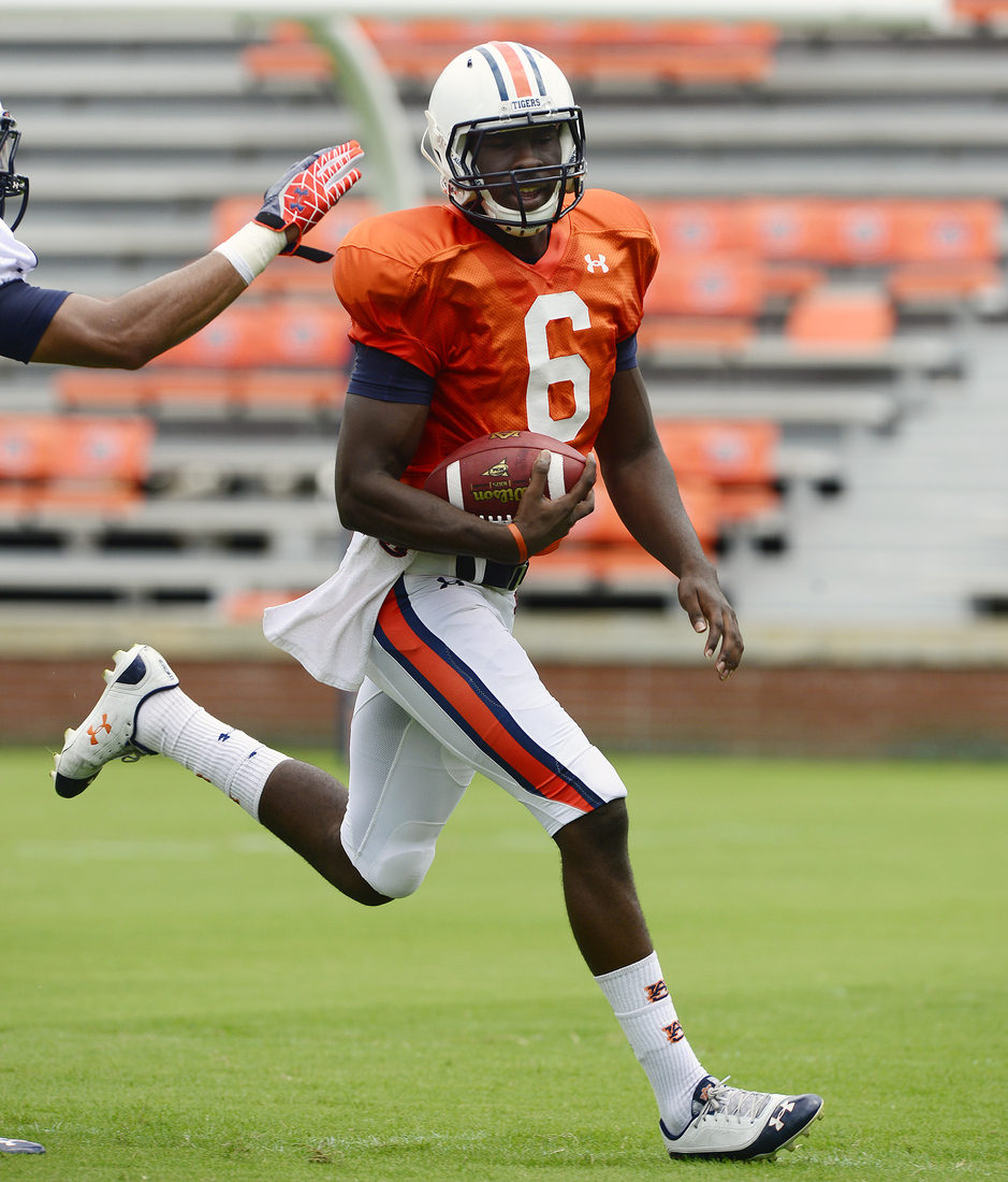Jeremy Johnson is starting Saturday against Western Carolina. Will it be the first of many starts for Johnson this year?