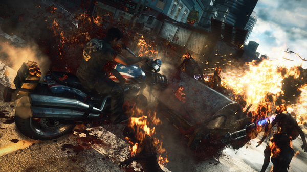 Dead Rising 3 refused classification in Germany