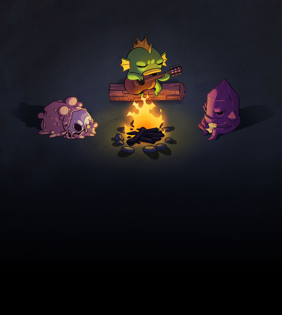 Vlambeer's Nuclear Throne live now on Steam Early Access