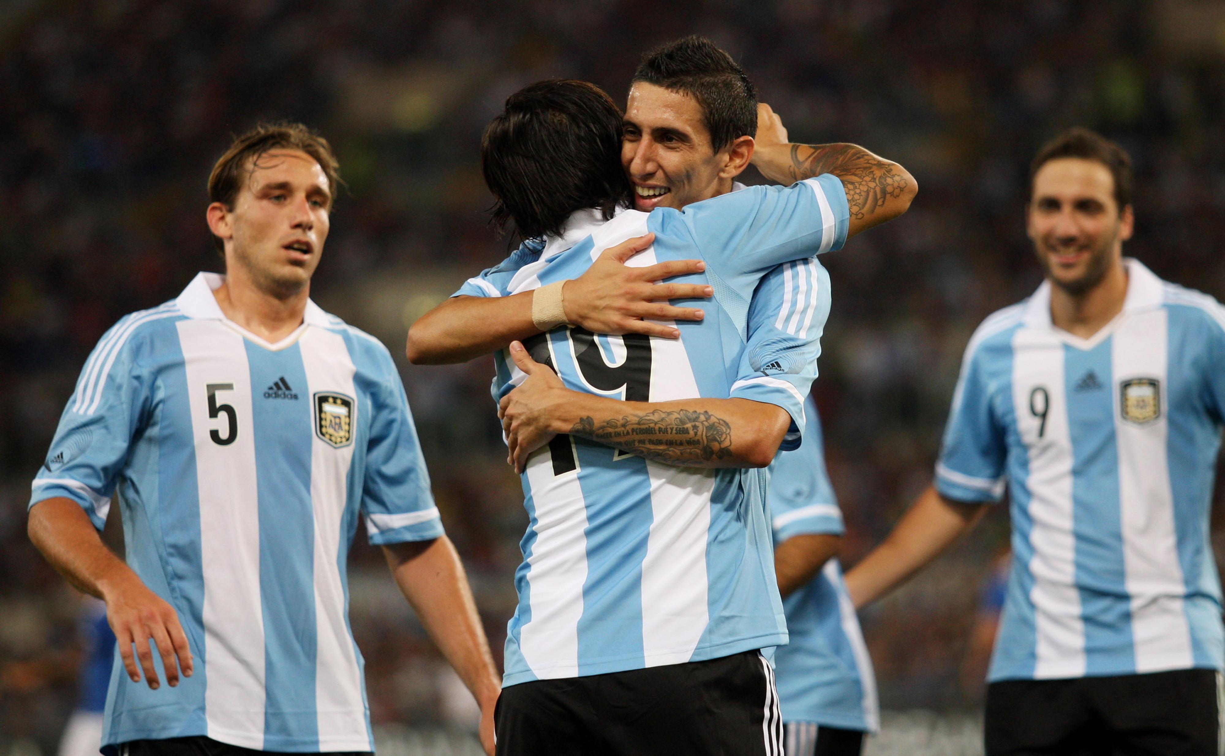 Argentina vs. Peru: Final score 3-1, Ezequiel Lavezzi leads La Albiceleste to victory