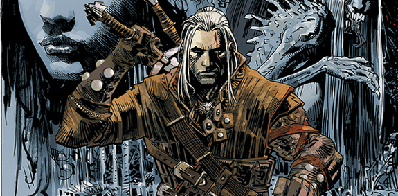 The Witcher comics will explore Geralt's lost monster-hunting moments