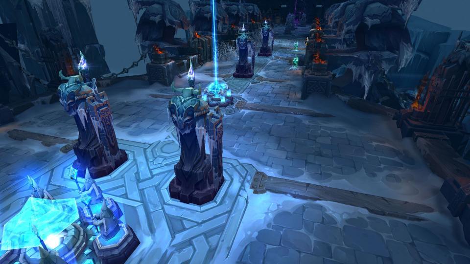 Riot revives 34 limited edition League of Legends skins