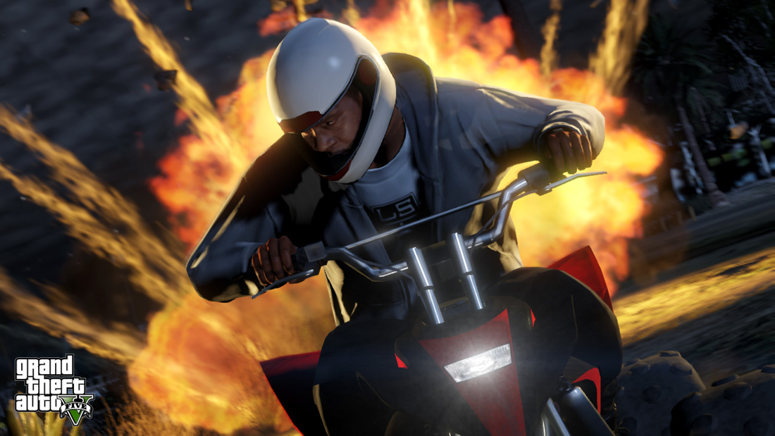 Grand Theft Auto 5 actor working on a project with GTA: San Andreas actor