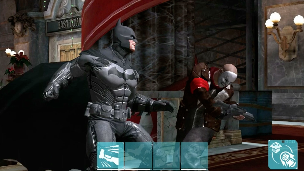 Free-to-play brawler Batman: Arkham Origins launching for mobile devices