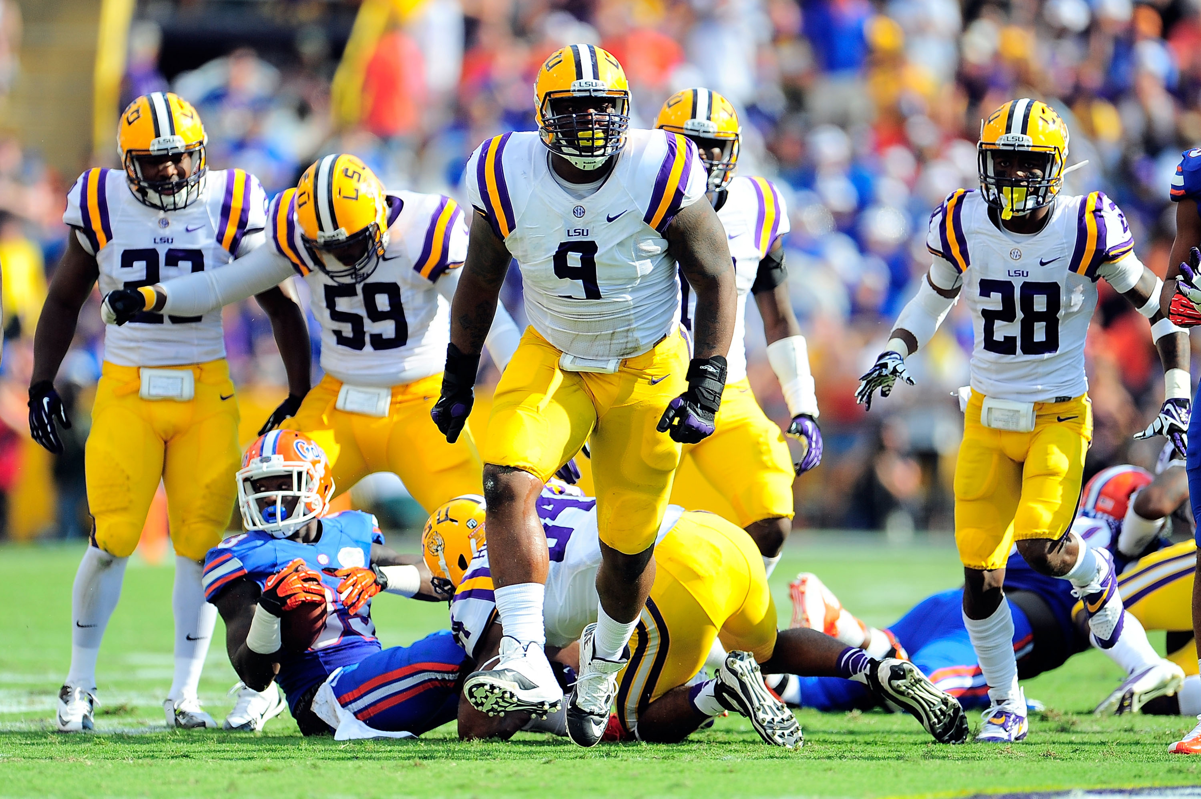 Updated 2013 bowl projections, Week 8: LSU to BCS, Bama-Oregon still on