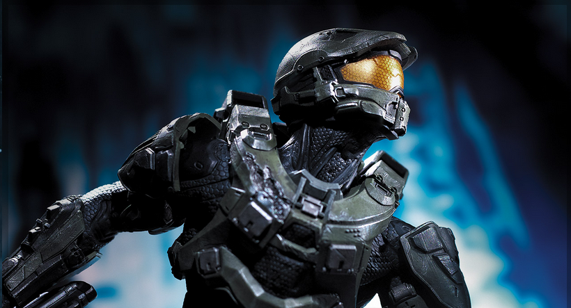 McFarlane Toys reveals Halo 4 statue of Master Chief