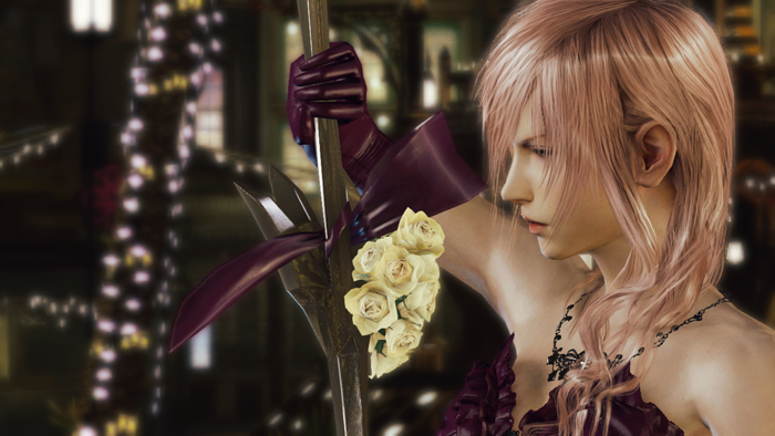 Lightning Returns is a colorful send-off to the series' newest figurehead