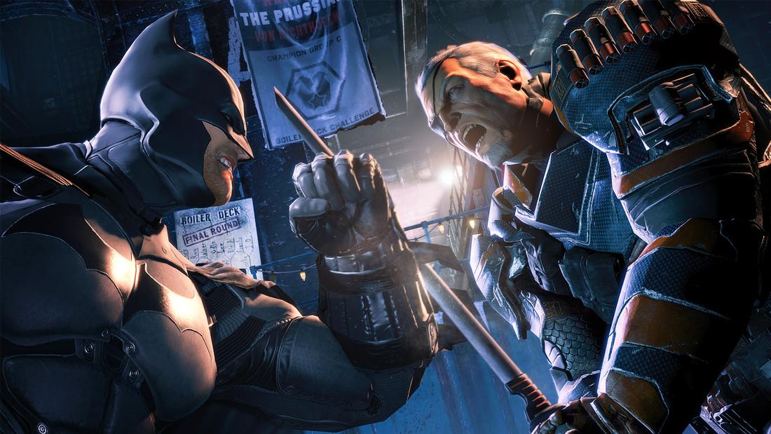 Defining Batman's persona in Batman: Arkham Origins
