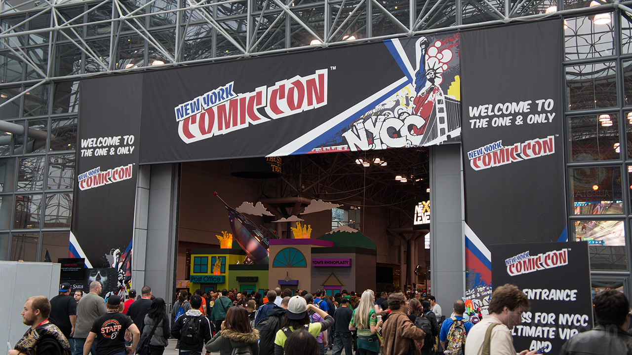 New York Comic Con 2013: All the news, from Nintendo to Ubisoft and more