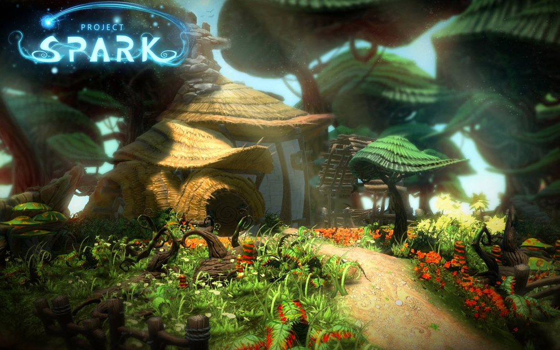 Project Spark will not require an Xbox Live Gold subscription