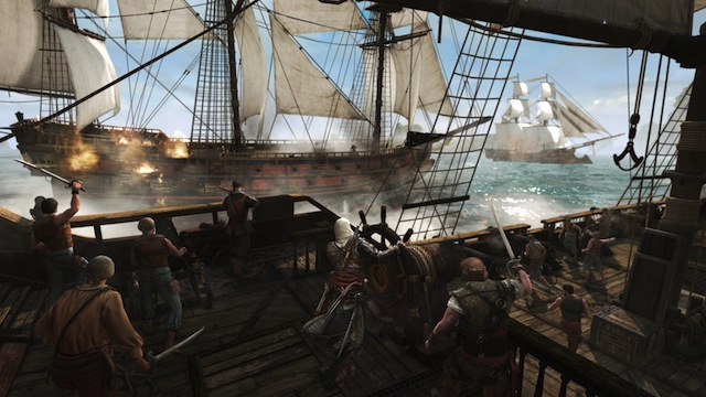 Assassin's Creed 4: Black Flag European release date moved forward for Xbox 360 and PS3