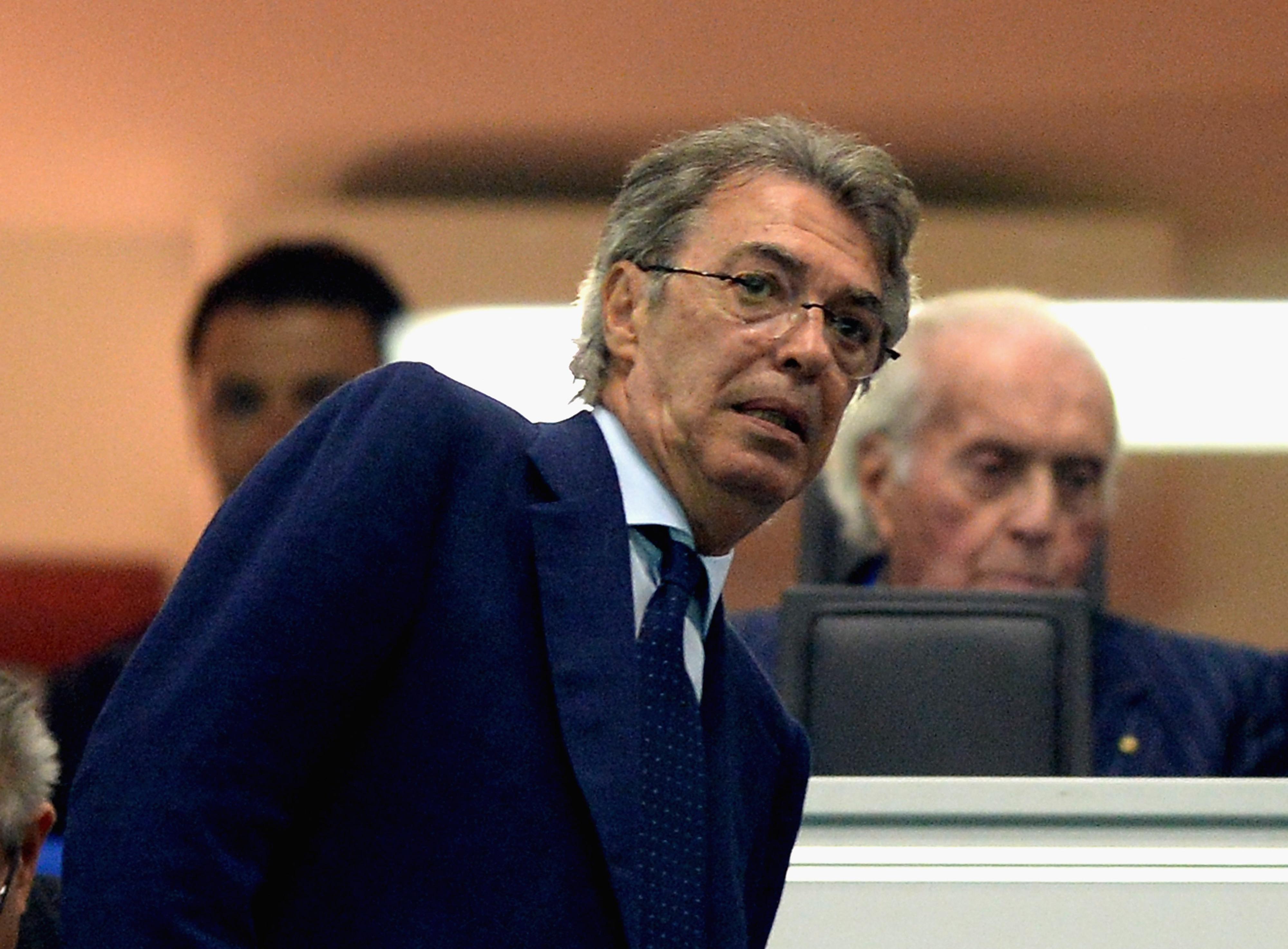 Massimo Morrati sells majority stake in Inter Milan - report
