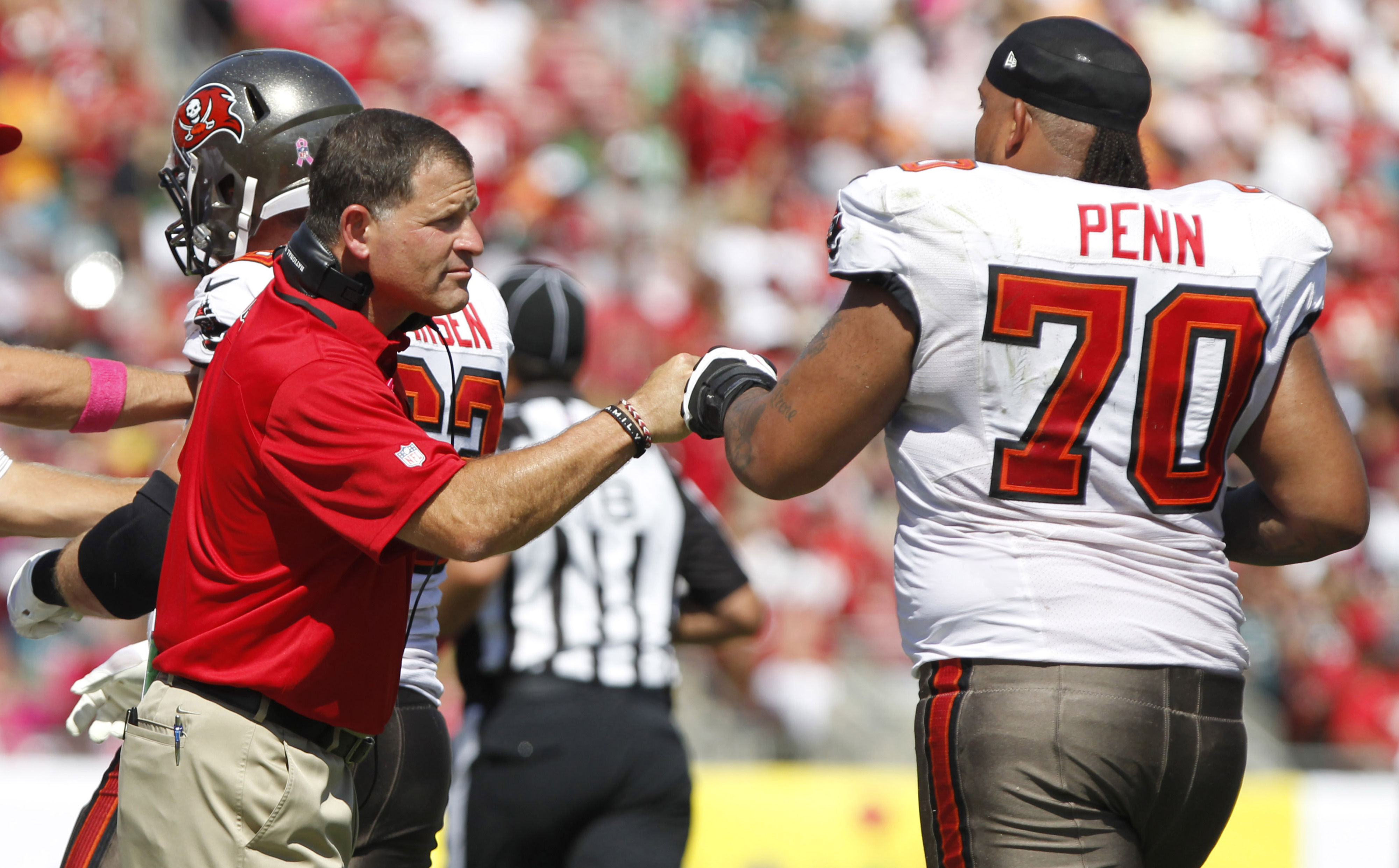 Greg Schiano says Buccaneers are 'going to be good'
