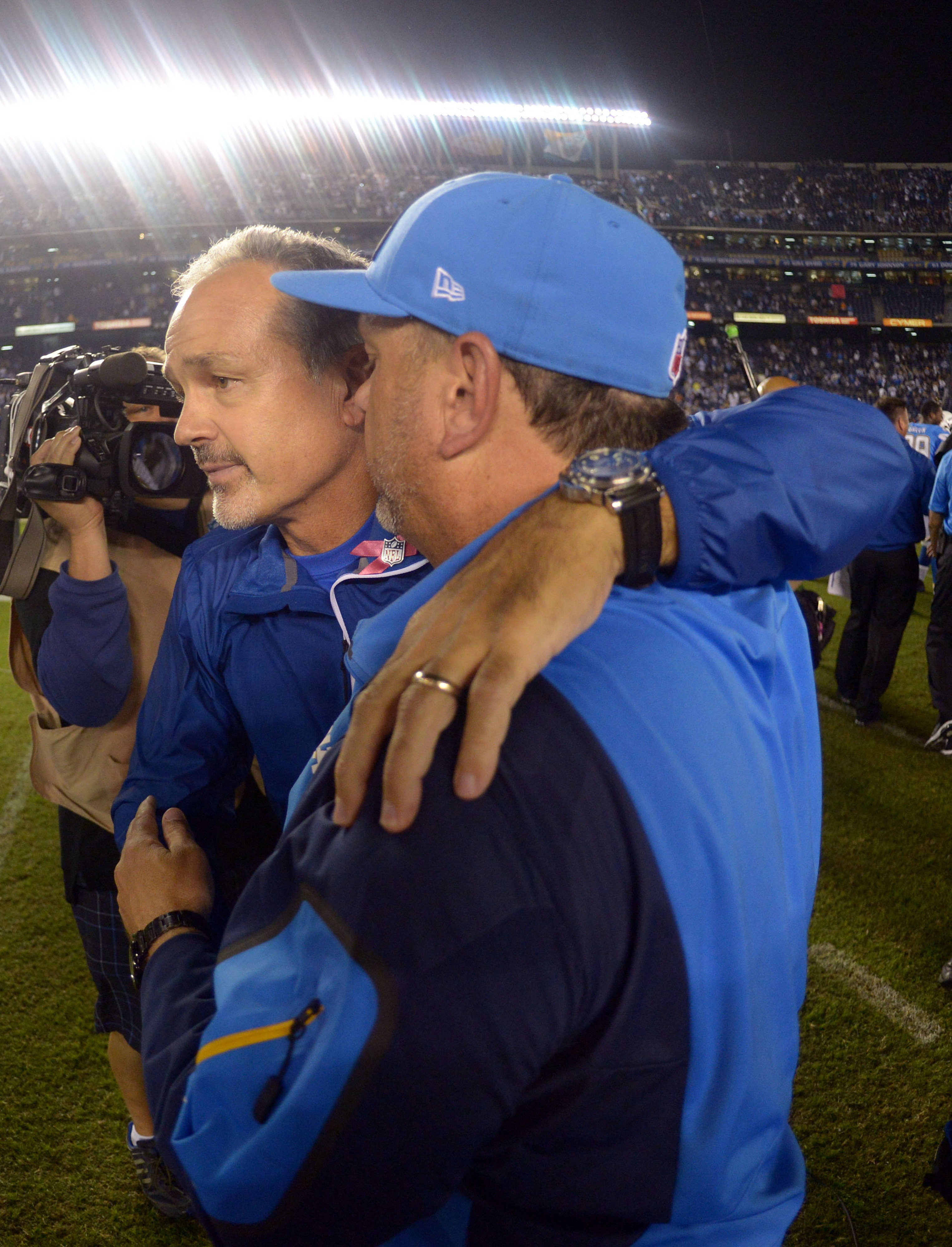 Colts vs. Chargers 2013: John Pagano out-coached his brother in Week 6