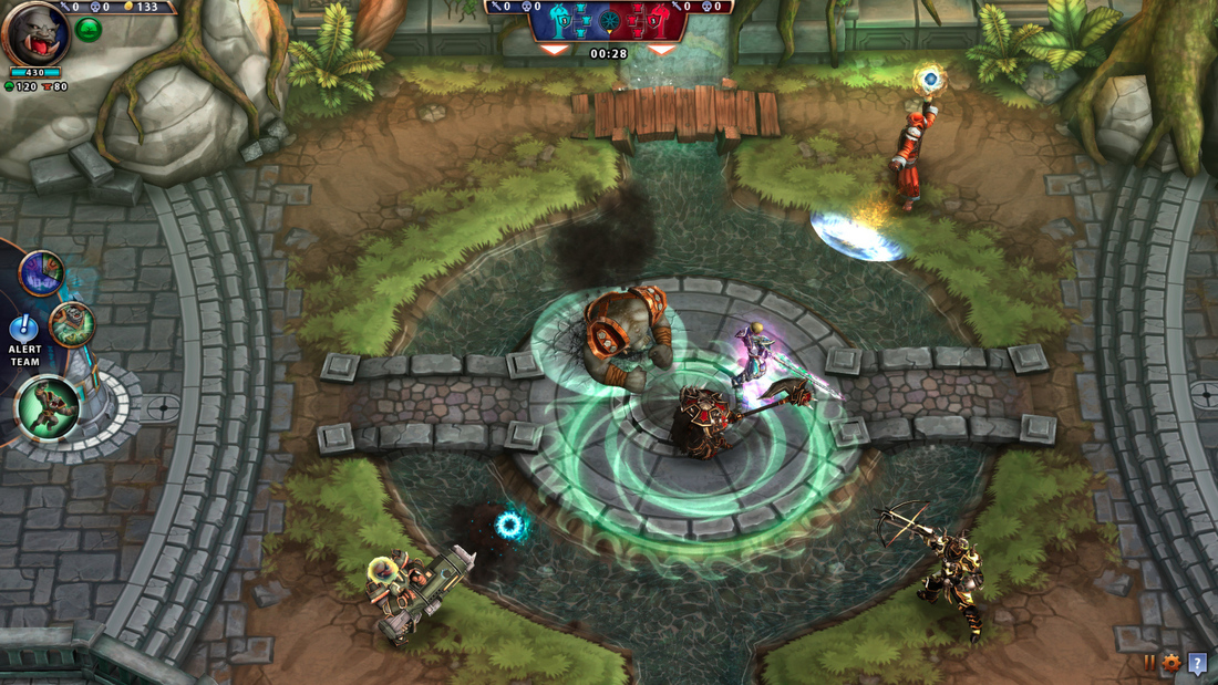 Zynga's free-to-play MOBA now available on Steam