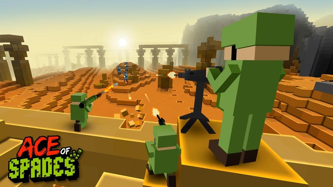 RuneScape studio launches customizable map creator Ace of Spades: Battle Builder