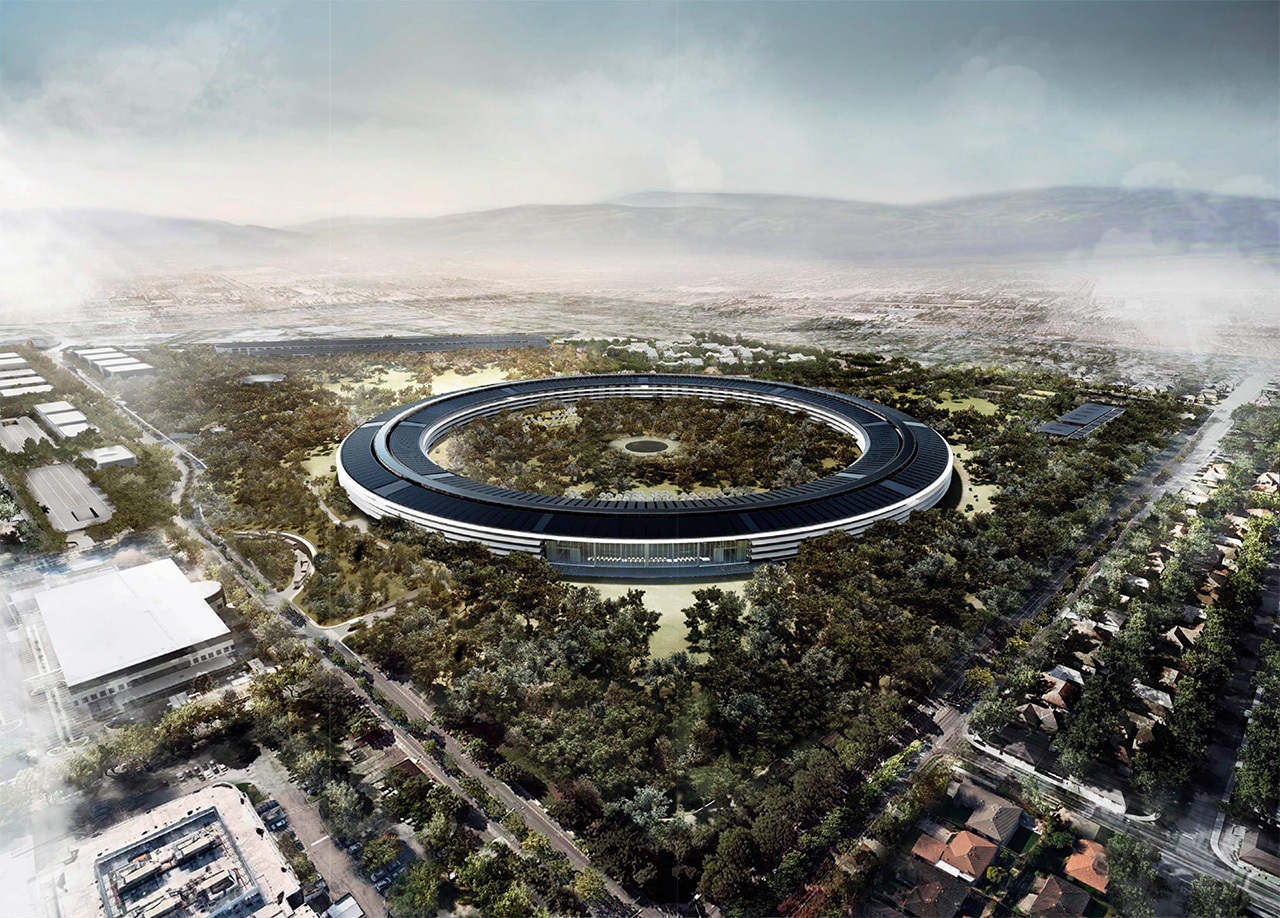 Apple's new 'spaceship' campus approved by city of Cupertino